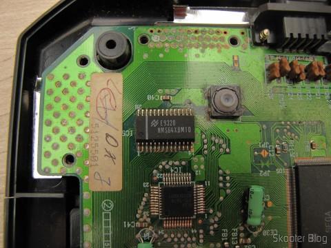 Mega Drive III da Tec Toy, com PCB VA0