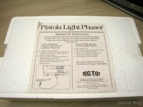 Manual da Pistola Light Phaser