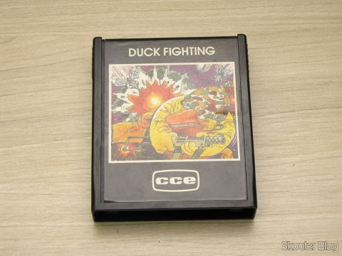 Cartucho Duck Fighting de Atari 2600