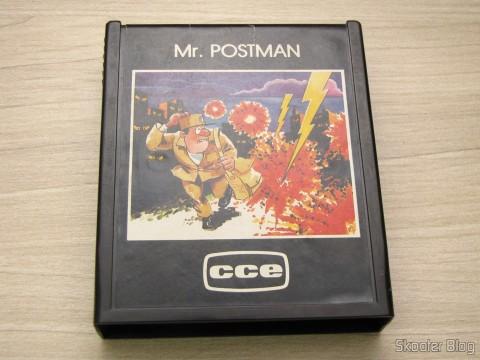 Cartucho Mr. Postman do Atari 2600