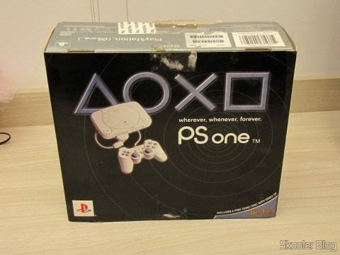 Caixa do Playstation One