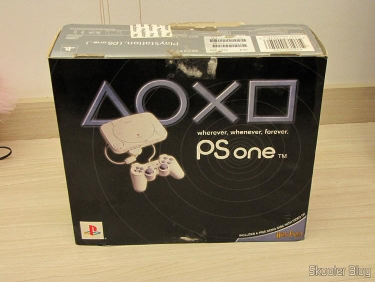 Caixa do Playstation One