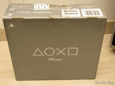 Playstation One box