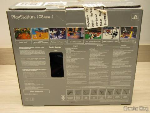 Playstation One box