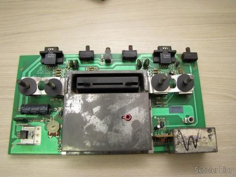 The Atari board 2600, so that the open