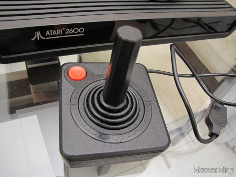 Joystick clean and restored like new