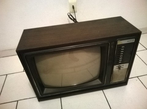 TV Sharp years 70/80