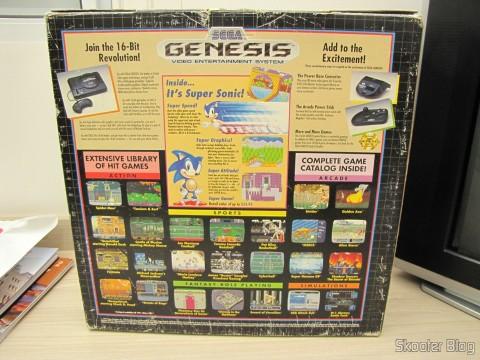 Sega Genesis Case