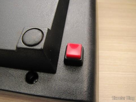 O botão de pausa adicionado no Atari VCS/2600