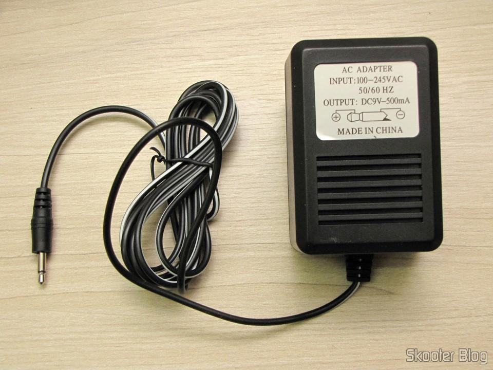 Estarland Ac Adapter Power Supply Atari 2600 Skooter Blog
