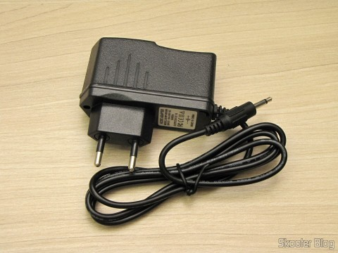 Power Supply for Atari 2600 with plug in the new Brazilian standard,