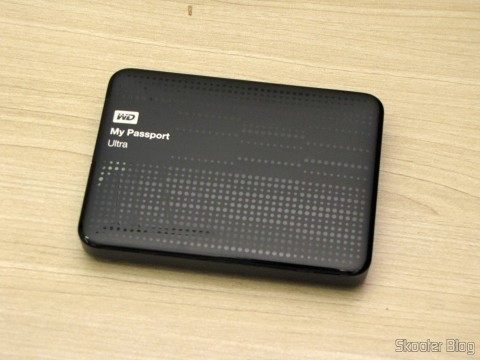 Disco Rígido (HD) Externo Western Digital (WD) My Passport Ultra 1TB Portátil Externo USB 3.0