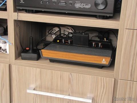 Atari 2600 herdou o nicho onde antes estava o Sega Genesis