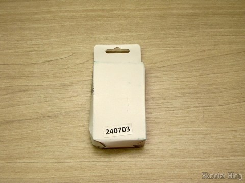 """Bateria BL-5C-GD 3.7V """"2450mAh"""" Golden, em sua embalagem"""