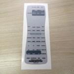 Adesivo com Tradução para Inglês para o Controle Remoto do XRGB Mini Framemeister