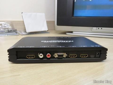 Rear Framemeister XRGB Mini