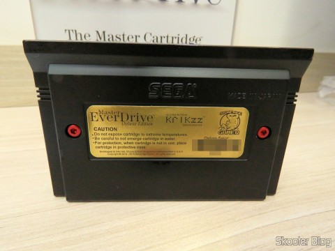 Back of the Master Everdrive (Deluxe Edition)