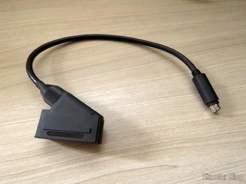 SCART adapter for Framemeister
