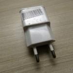 Pacote com o Terceiro Carregador c/ Duas Saídas USB para iPhone, iPad, iPod, Samsung Galaxy Tab, etc.