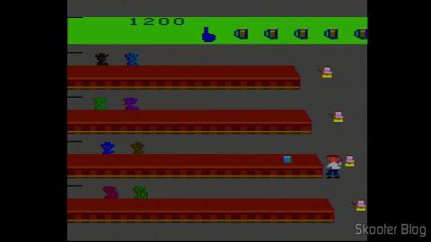 Tapper, do Atari 2600