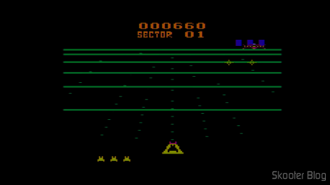Beamrider - Atari 2600