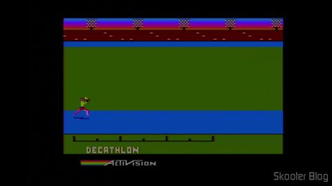 Decathlon - Atari 2600