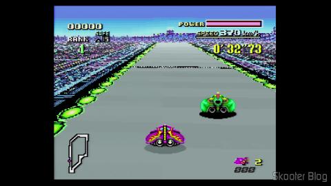 F-Zero - Super Nintendo (SNES)