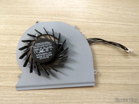 Cooling fan for Dell Latitude E6220 - Forcecon DFS400805L10T FAA6