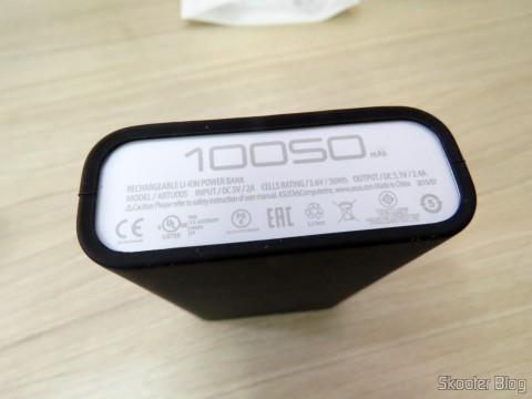 ASUS ZenPower 10050 mAh on your bumper