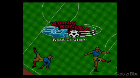 Abertura do World Soccer 94 - Road to Glory