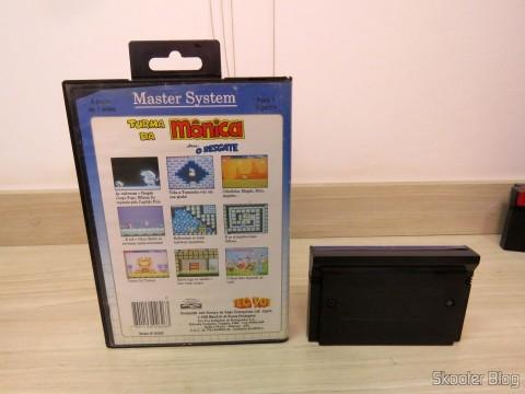 Monica cartridge Rescue, With Box