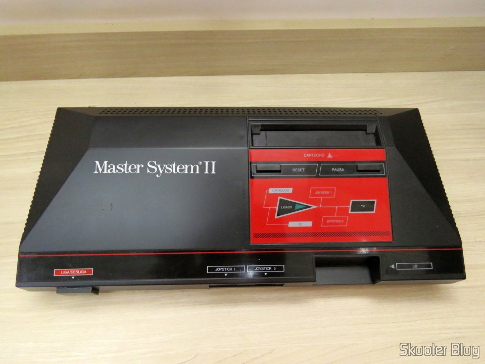 Master System - Console and Cash - Cleaning and Small Repairs