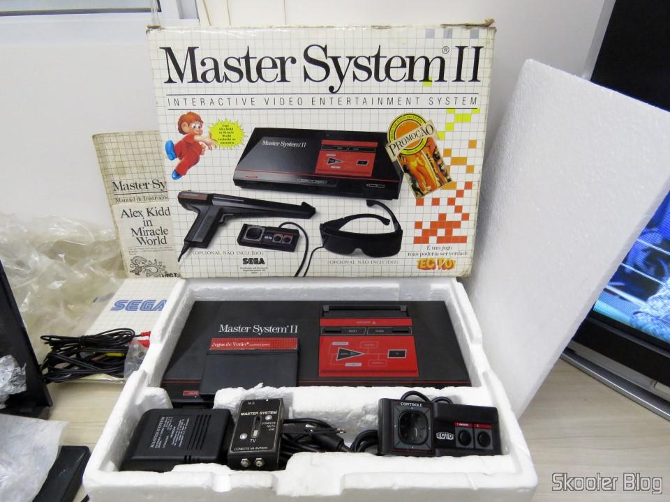 634173195c5dc Master System - Console e Caixa - Limpeza e Pequenos Reparos ...
