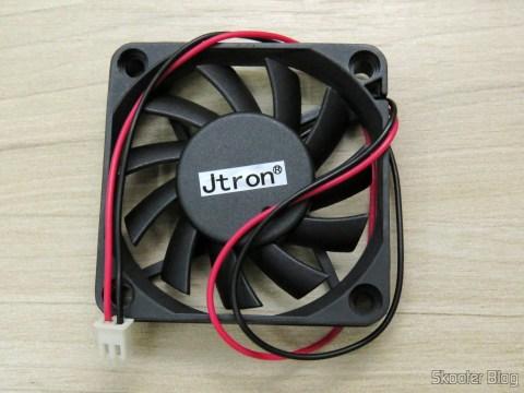Jtron DC 5V / 0.15A Cooling Fan - Black