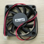 Jtron DC 5V / 0.15A Cooling Fan - Black