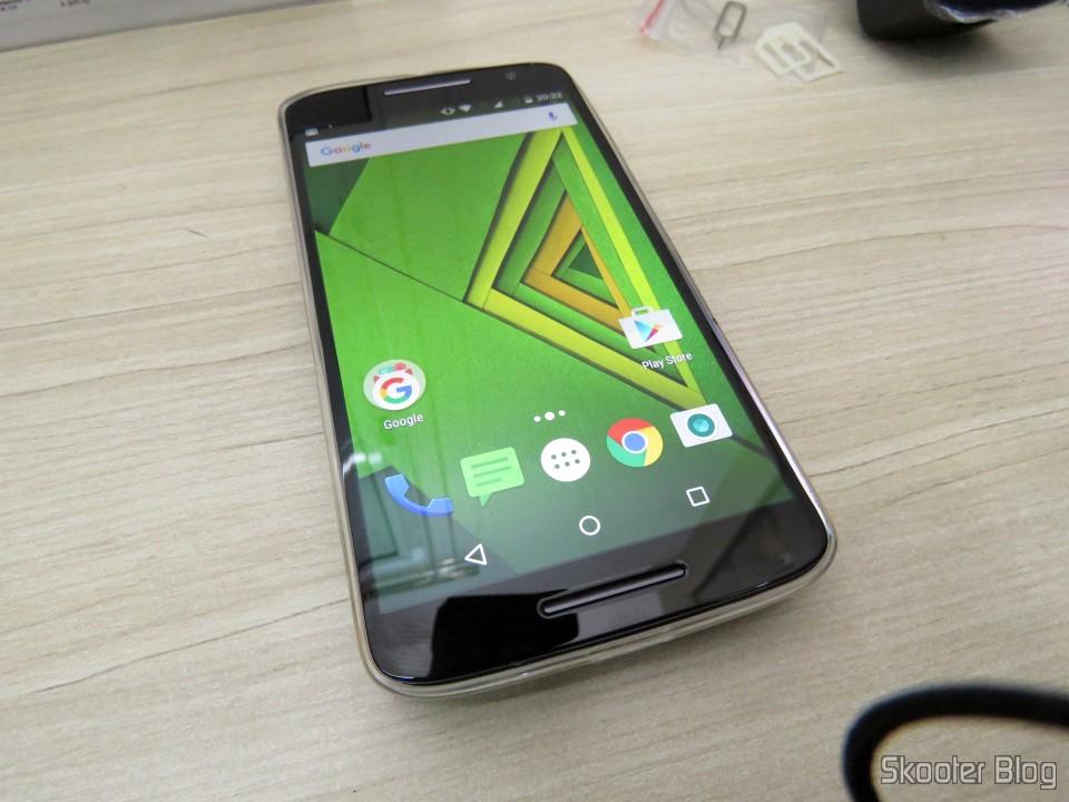 d1b2848a36b Motorola Moto X Play funcionando com o meu Chip Vivo cortado para Nano SIM