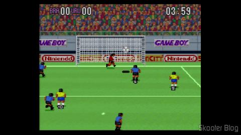 Super Soccer - Super Nintendo
