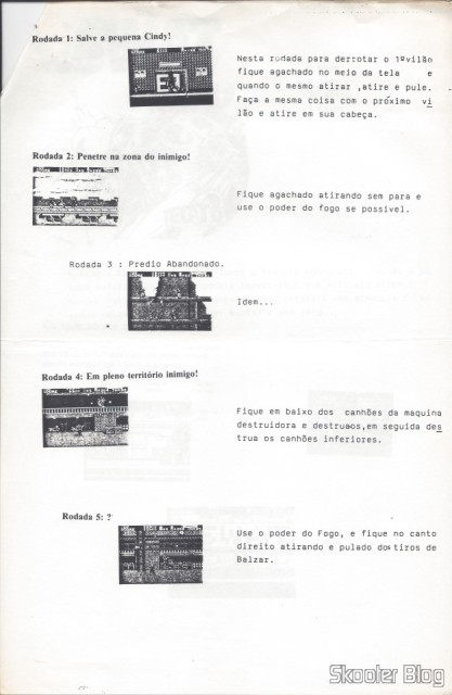 Tec Toy tips - ESWAT - Master System - Page 2