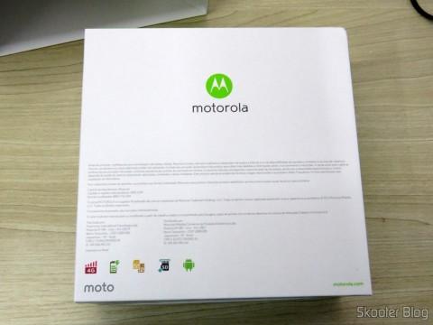 Motorola Moto X 32GB Play in your pack