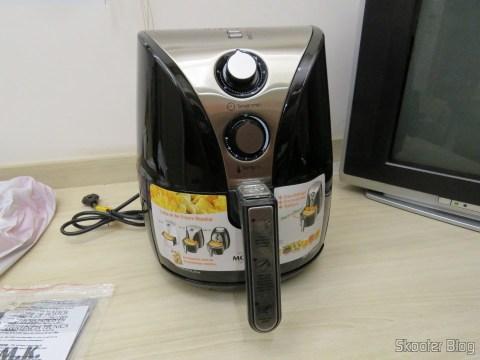 Fritadeira Elétrica Mondial Air Fryer Preto