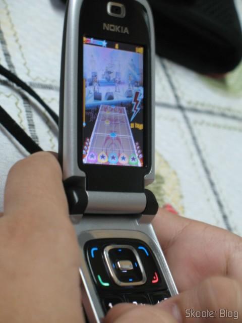 Guitar Hero no Nokia 6131