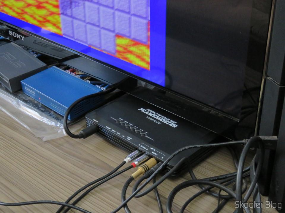 Framemeister XRGB Mini – Firmware 2.03
