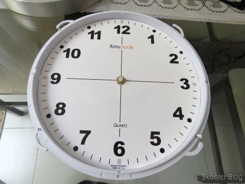 Instalando a Máquina De Relógio Quartz 13mm Com Alça E Eixo - Uniart