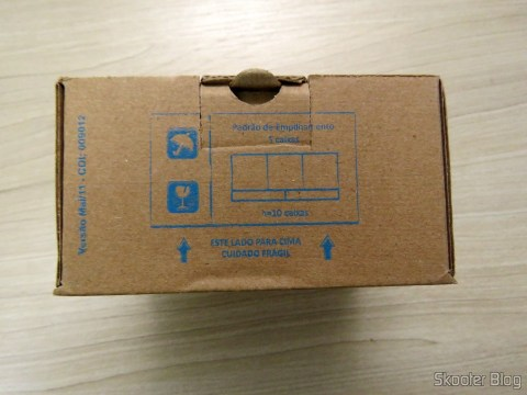 DPS Guard Against Rays p / Clamper cables in its packaging
