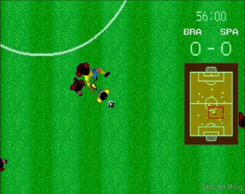 Super Futebol / World Cup Soccer / World Championship Soccer