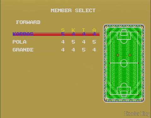 Nas Américas, a seleção brasileira conta com Karras, Pola, e Grande no ataque