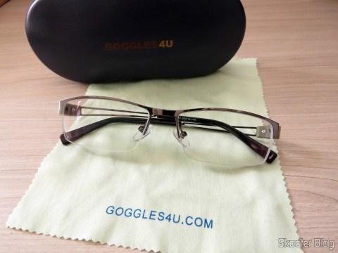 G4U Glasses 79012 with lenses 1.56 Ciinza of photochromic Goggles4U