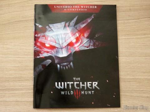 Compêndio do The Witcher 3: Wild Hunt (Playstation 4)