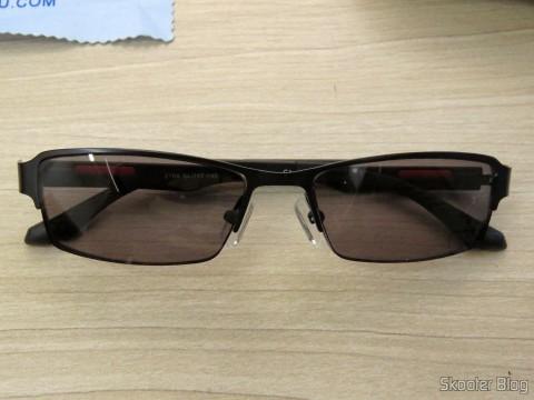 Óculos de Sol com Grau - G4U 2104 com lentes 1.57 CR39