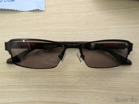 Sunglasses with Degree - G4u 2104 with lenses 1.57 CR39